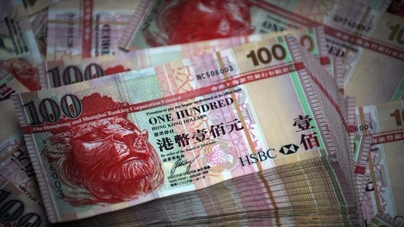 人民幣與港幣,小心人民幣破7
