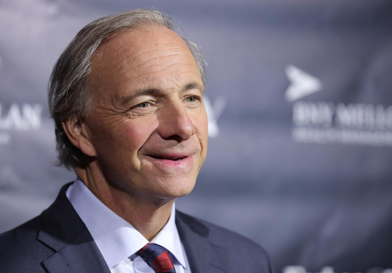 Billionaire Ray Dalio says coronavirus is the start of a 'new future'