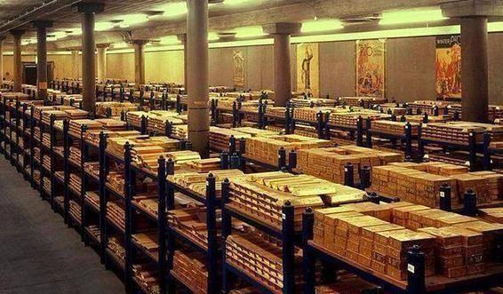 貿易戰,黃金,貨幣戰,滯漲,德國黃金,金本位,滯漲, 貿易戰的背後:黃金,貨幣戰及滯漲 -全球七個國家將黃金從美國運回, 小龍江恩研究社