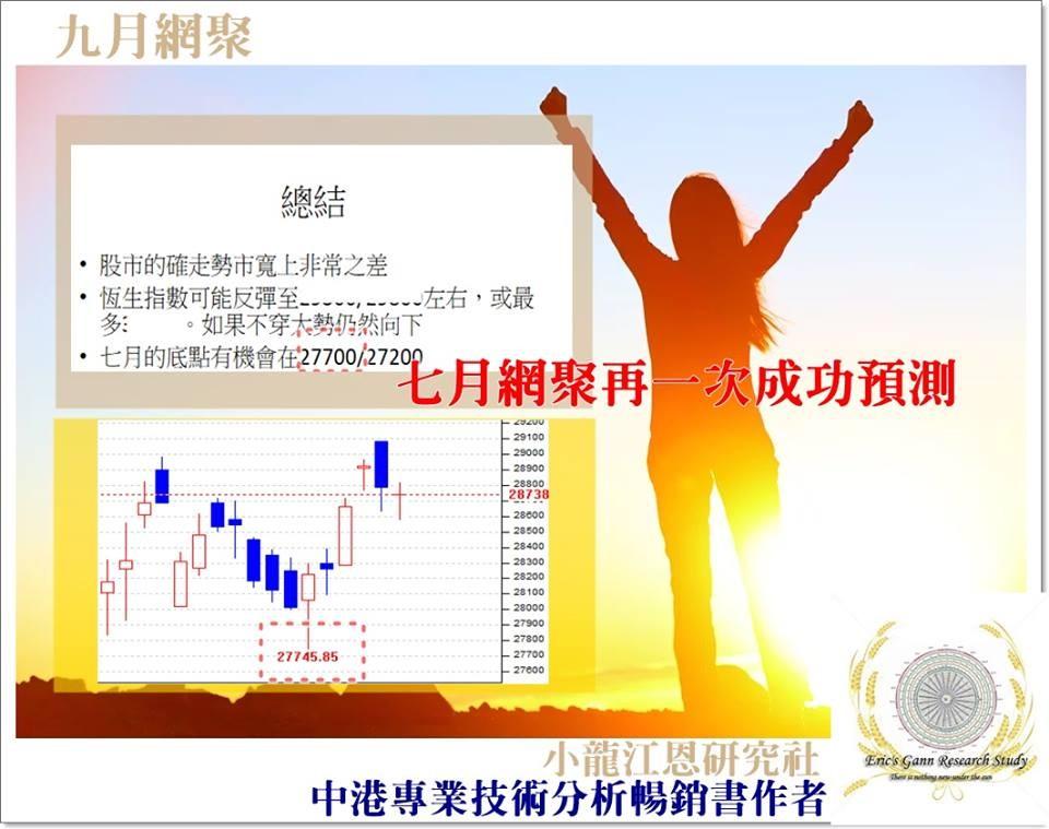 , 9月網聚, 小龍江恩研究社