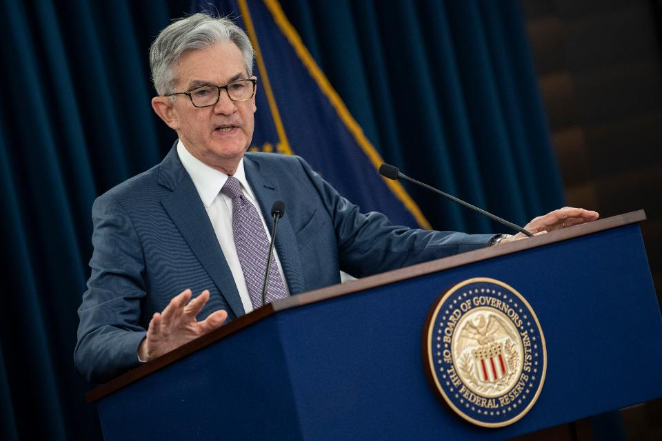 Fed Chairman Powell 60 Minutes Interview Highlights Bitcoin's ...