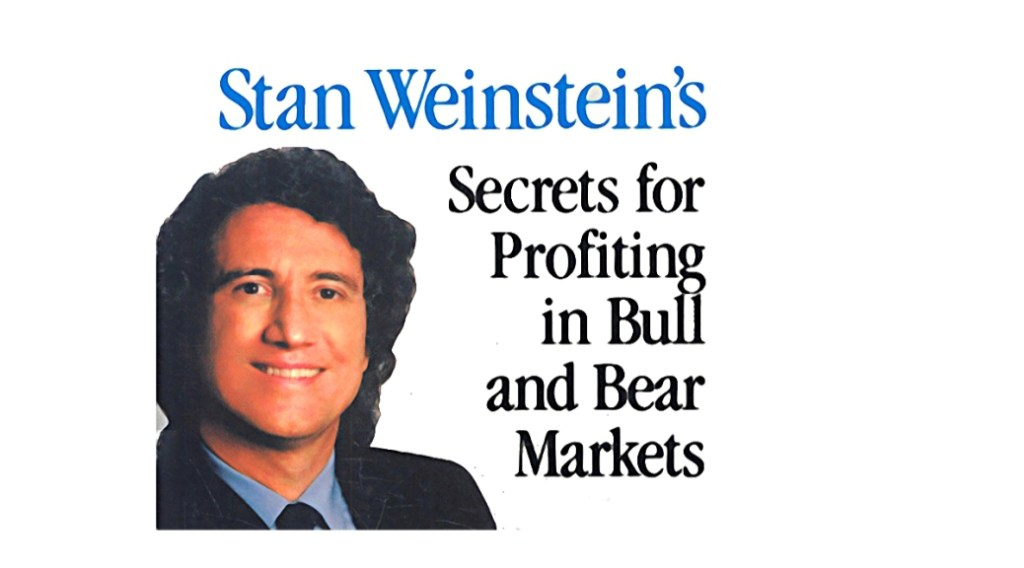 Stan Weinstein's Stage System 1 - Charts and Buying - 7 Circles