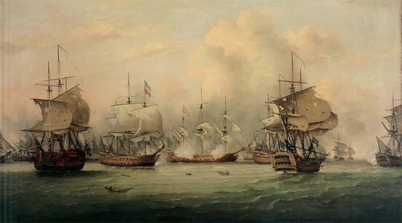 英国为什么要四战荷兰? -