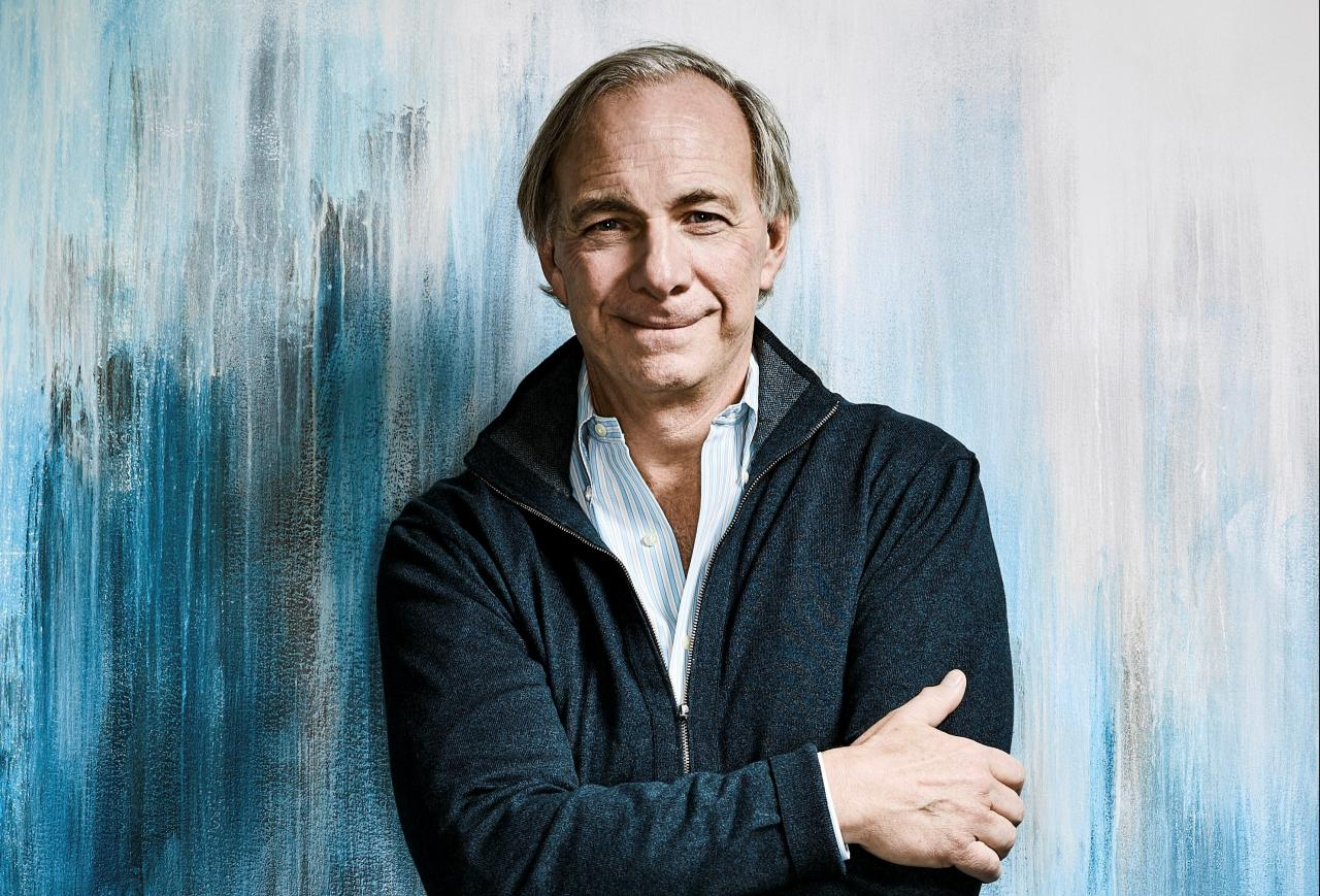 Citizen Ray: Bridgewater's Ray Dalio is the wise uncle you wished ...