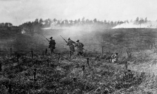 World War I Runners Faced Perilous But Critical Mission of ...