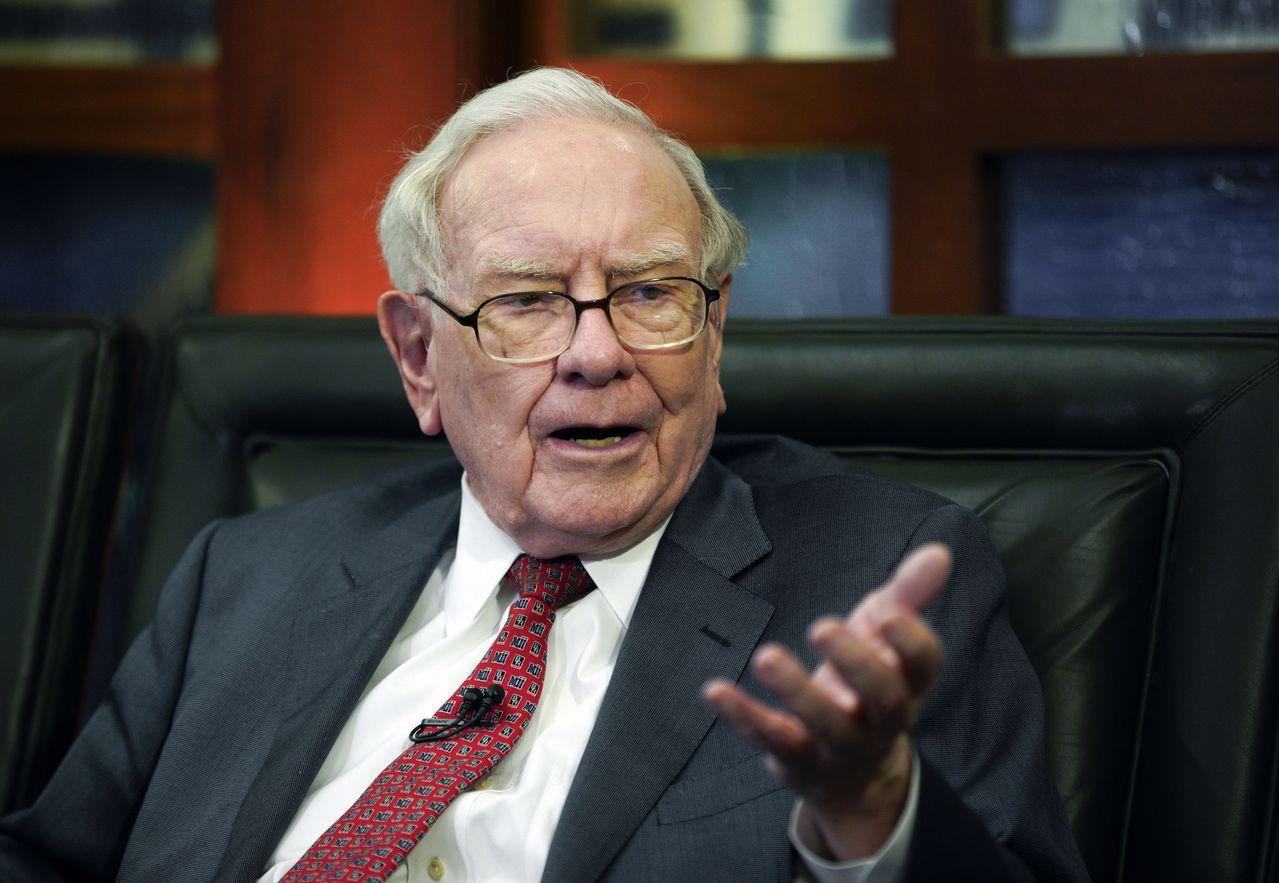 Bloomberg】巴菲特囤現金又抱黃金…股市惡兆? | 外媒解析| 會員專區 ...