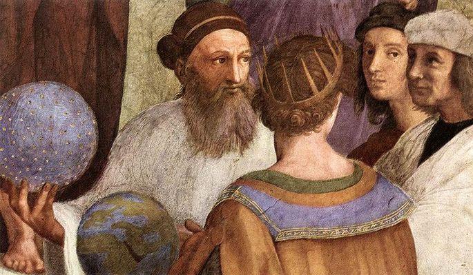 A Escola de Atenas, de Rafael Sanzio: análise detalhada da obra - Cultura  Genial