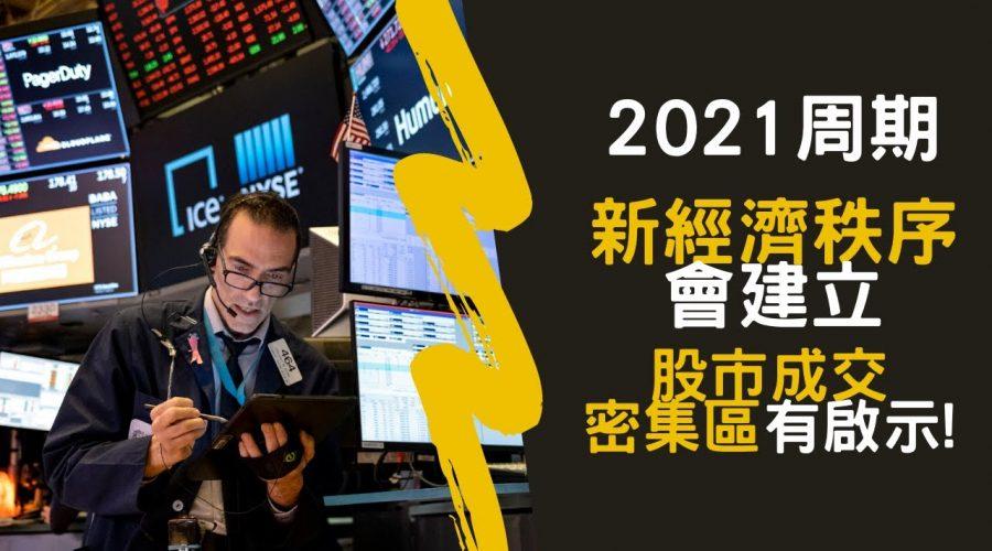 論債息上升,2021年新經濟秩序成立? 股市成交密集區的去未來股市分析(會員頻道試閱) 股市分析 投資 股災 港股 10年期美債息-