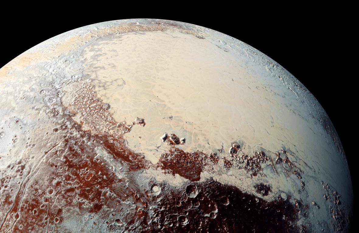 冥王星回歸
